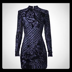 Balmain H&M dress size 2